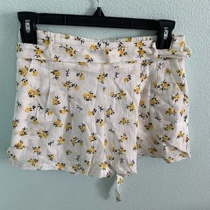L.A. Hearts Flower Shorts